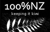 100% NZ - Keeping it Kiwi